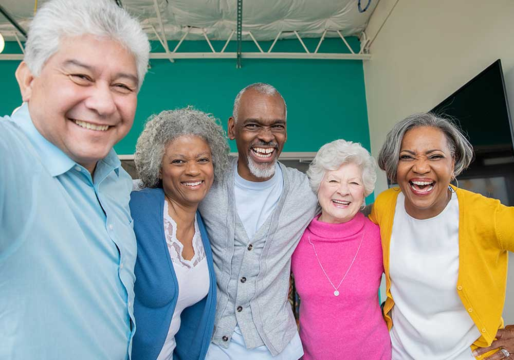 Assisted Living and Memory Care Group - The Pinnacle of Oxford