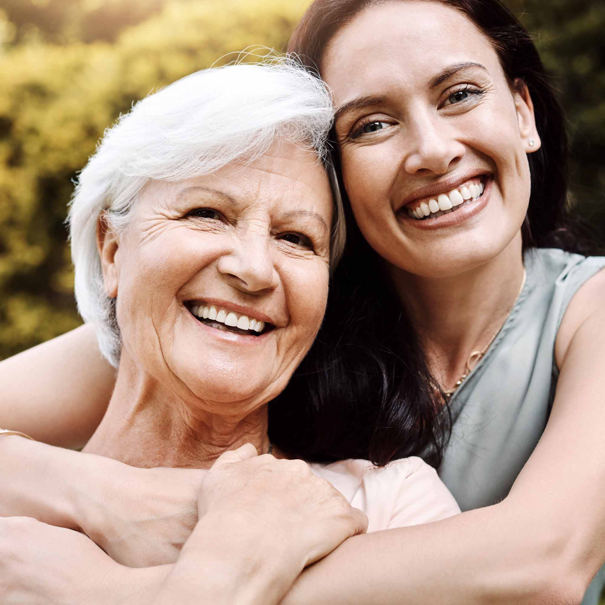The Pinnacle of Oxford - Assisted Living & Memory Care Mother Daughter