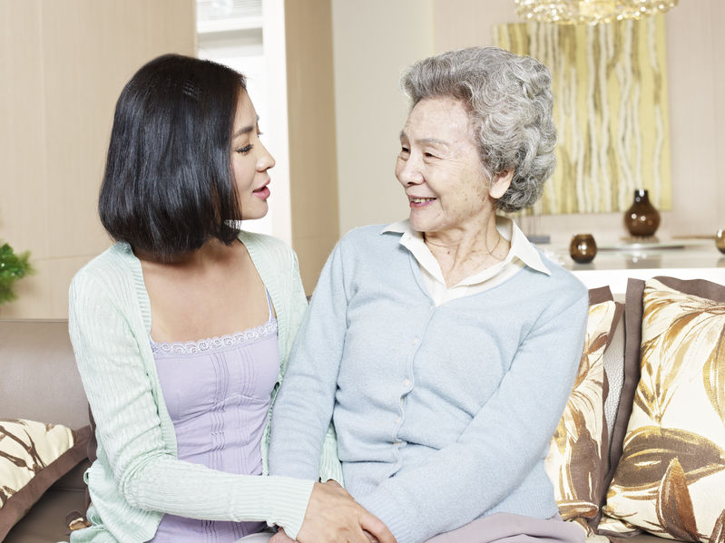 How to adjust to your new role as a family caregiver